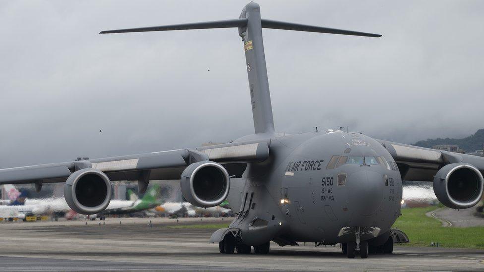Boing C-17 Globmaster 3