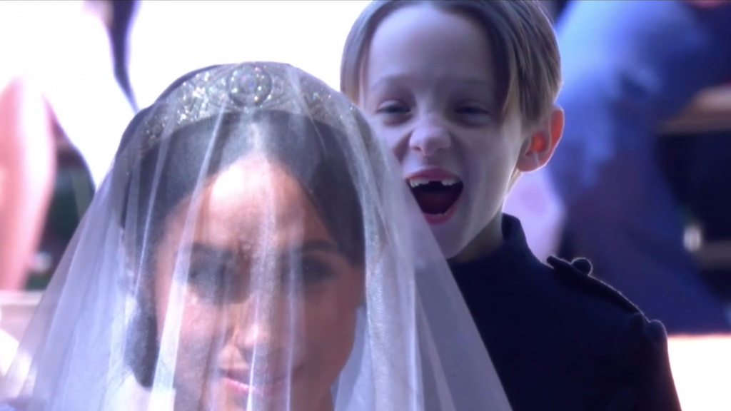 Royal wedding 2018: How kids nearly stole the show