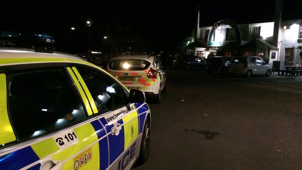 Southampton Common: Two teenagers among injured
