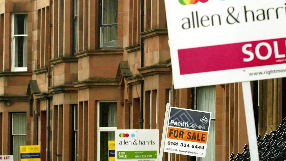 The state of Scotland's housing market in four charts