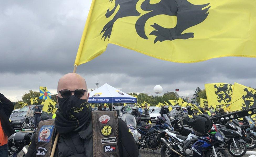Vlaams Belang rally