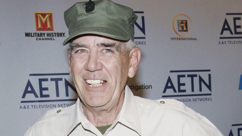 Full Metal Jacket drill instructor R Lee Ermey dies aged 74