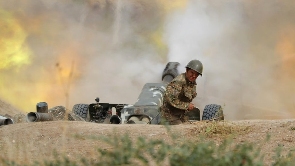 Armenia-Azerbaijan conflict: Why Caucasus flare-up risks wider war thumbnail