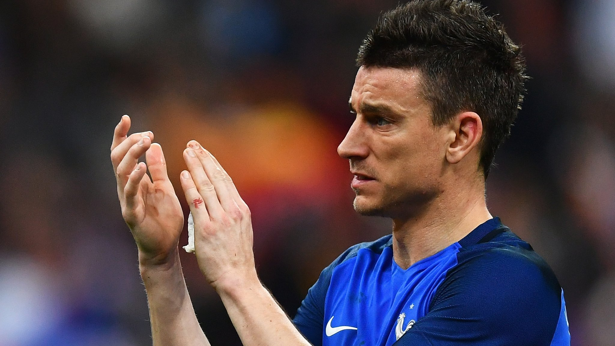 Koscielny criticises Deschamps as he quits international football