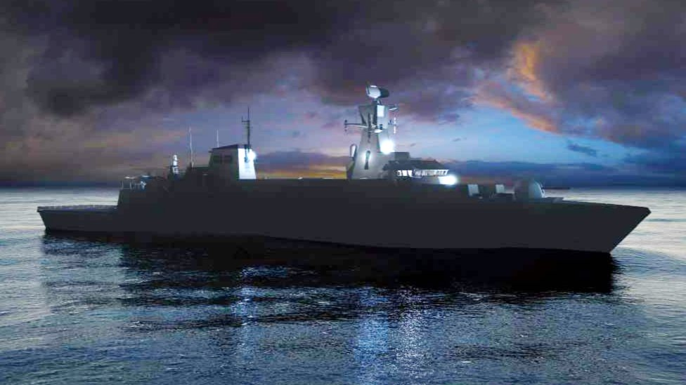 BAE Systems, Babcock on shortlist to build Type 31e warship