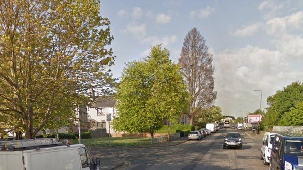 Boy injured in Edinburgh hit-and-run collision