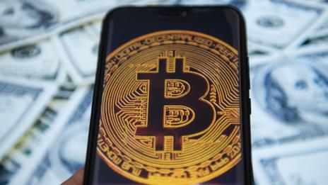 Bitcoin falls below $5,000