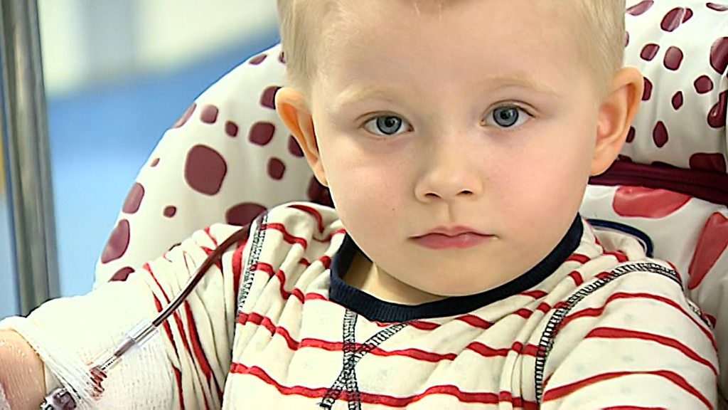 Blood transfusions 'absolutely critical' for Essex boy Henry