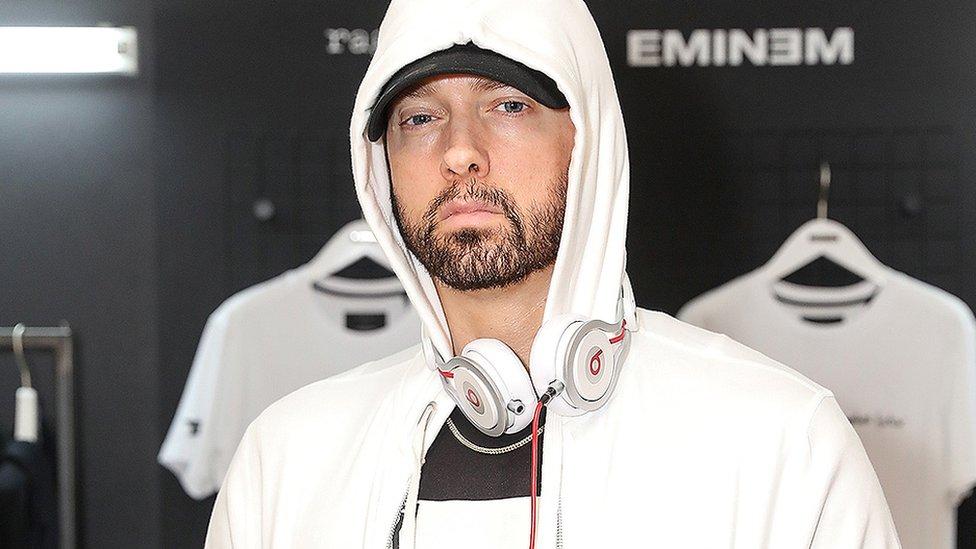 BBC News - Eminem didn't 'feel right' with homophobic lyrics about Tyler, The Creator