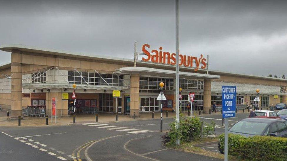 Sainsbury's Fife