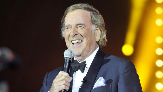 Sir Terry Wogan in 2013