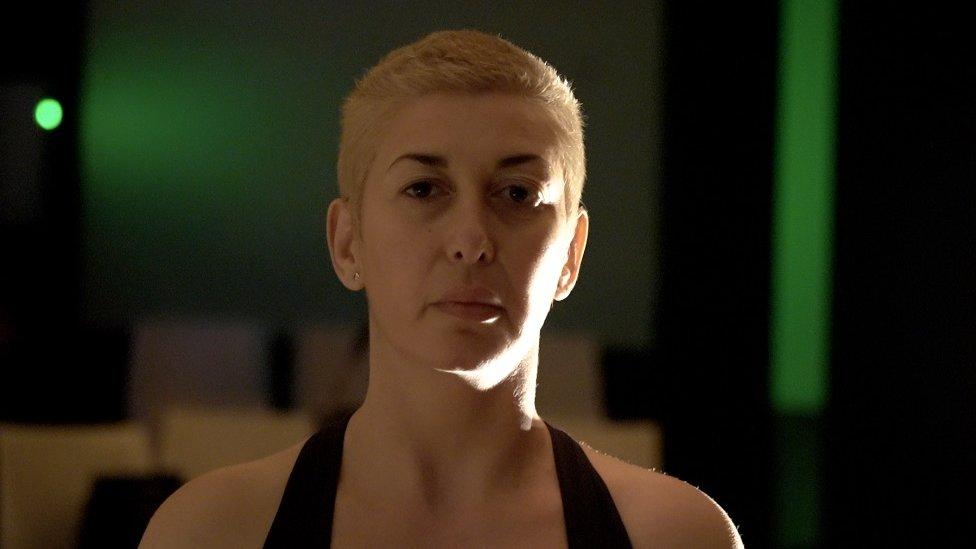 Nevena Mitić, Beograd, oktobar 2020.