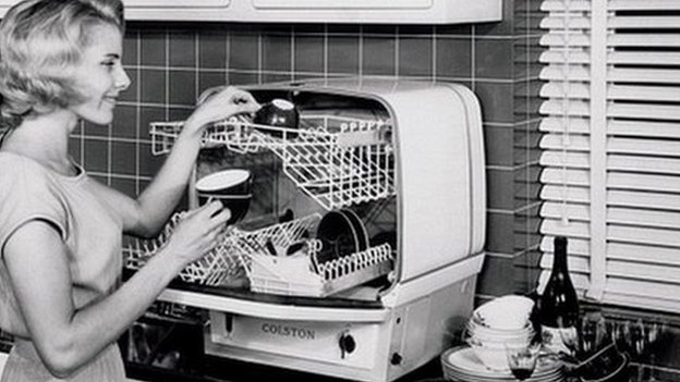 1960s dishwasher