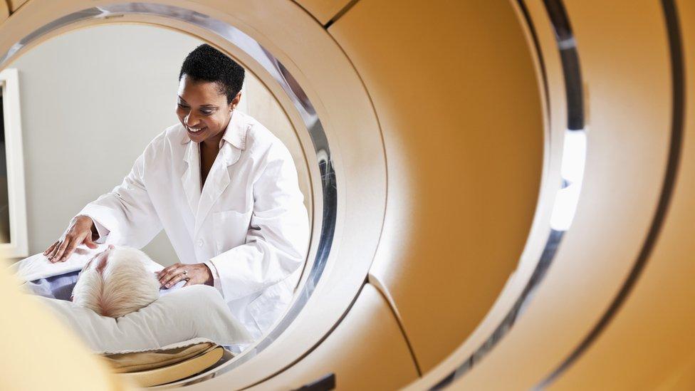 Escaner CT