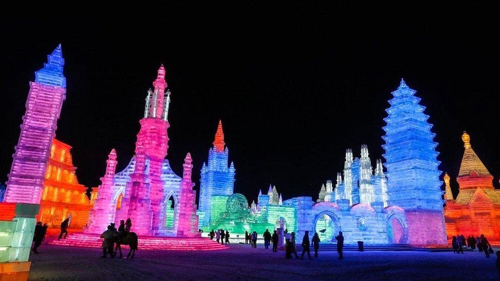 festival leda u Harbinu