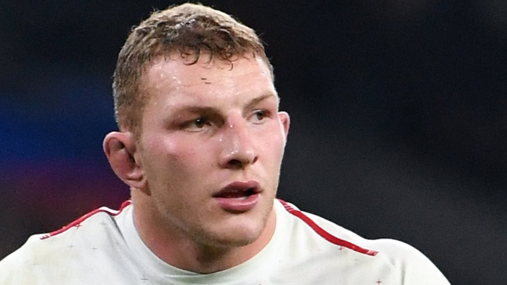 Sam Underhill: England and Bath flanker to miss Six Nations after ankle surgery