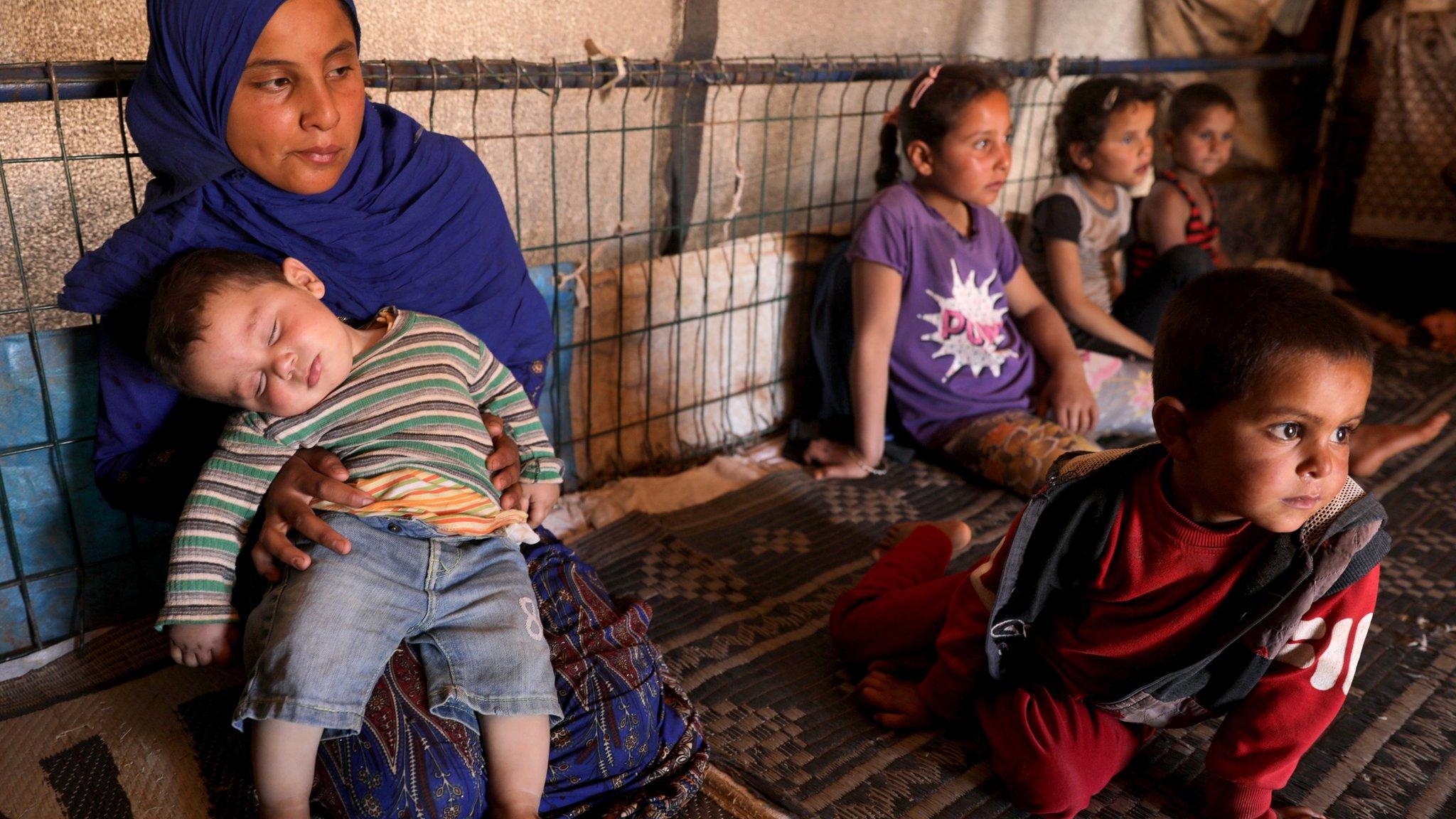 Россия наложила вето на продление договора о поставках гуманитарной помощи Сирии