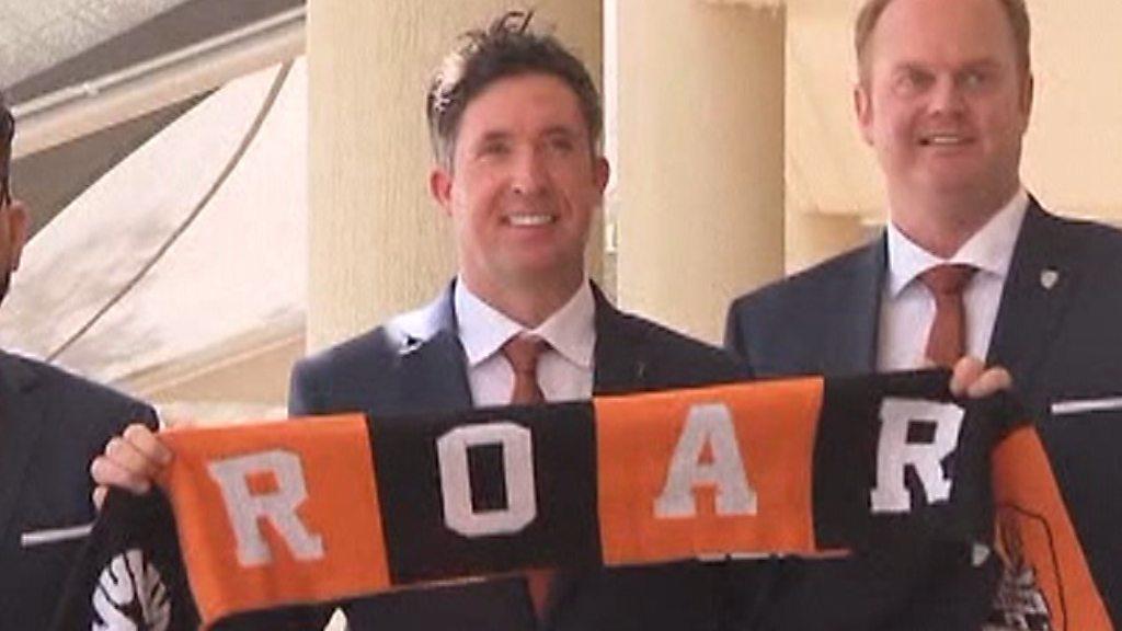 Robbie Fowler: Brisbane Roar boss on 'massive opportunity'