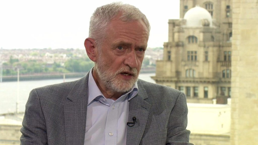 European elections 2019: Corbyn sets out Labour's Brexit position
