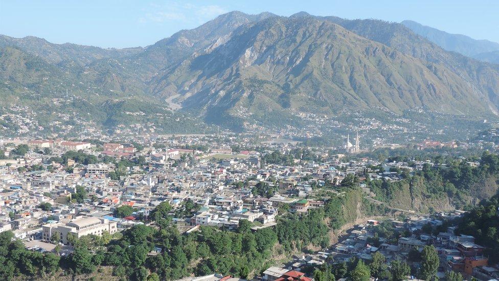 Muzaffarabad (June 2015)