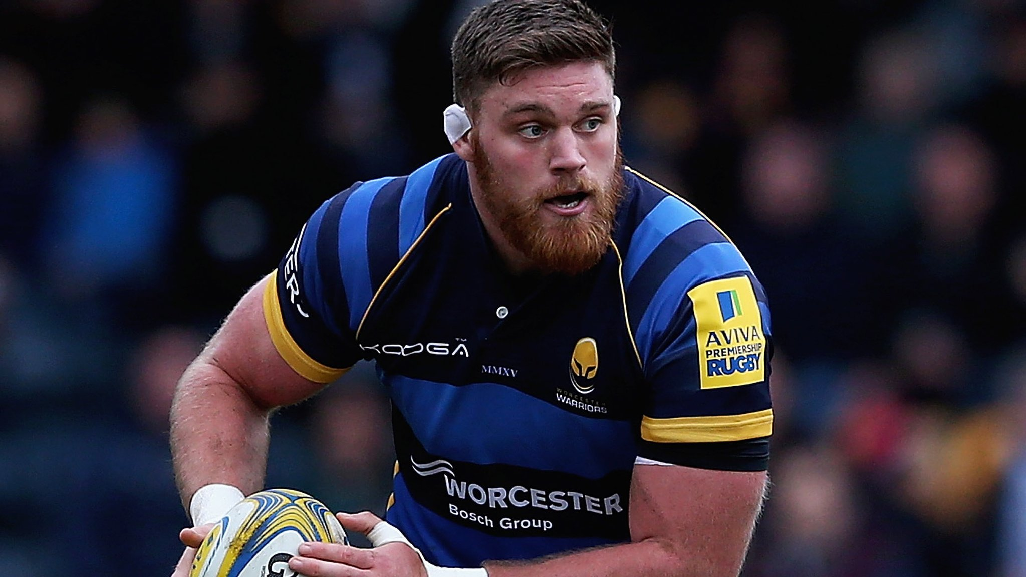 Darren Barry: Newcastle Falcons to sign Worcester Warriors lock for 2019-20