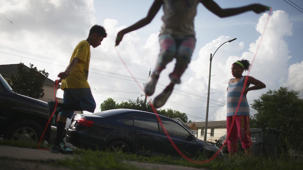 Deca u Nju Orleansu