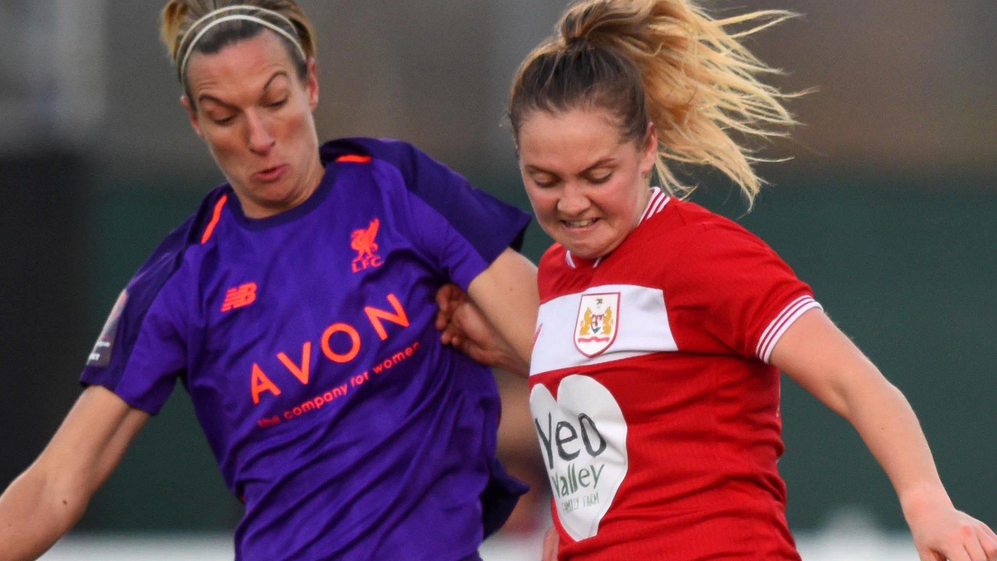 Bristol City Women 2-1 Liverpool Women