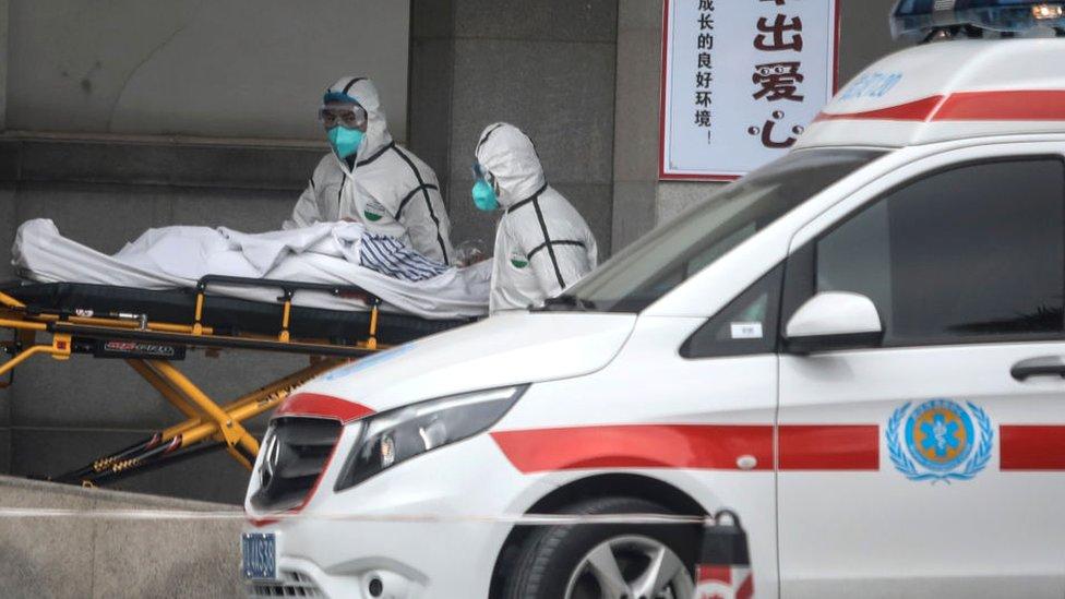 Hastane, Çin