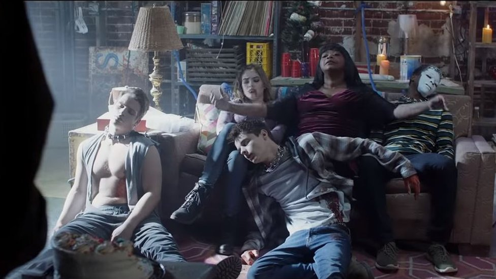 Peppa Pig Film Horror Trailers Shown To Kids At Cinema Bbc News