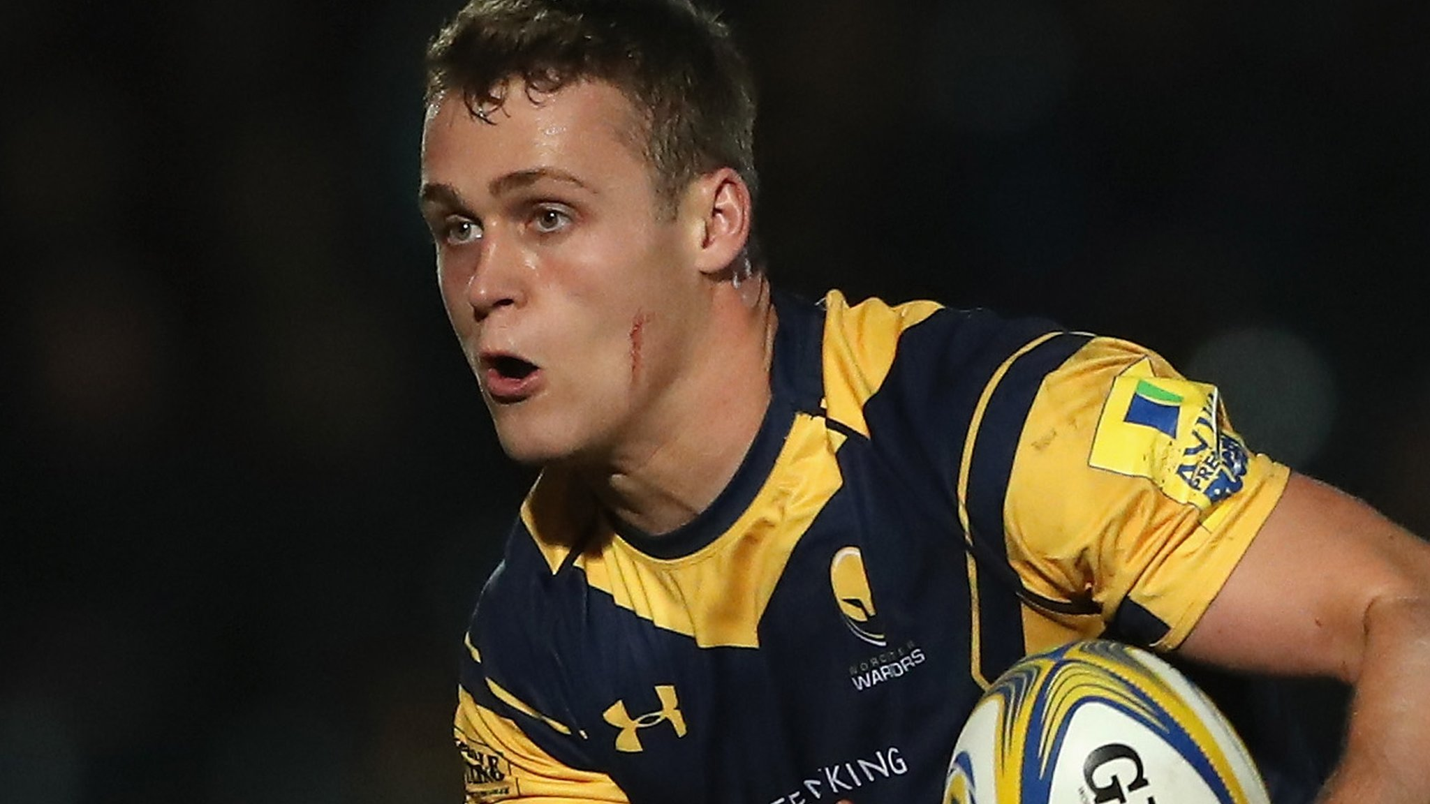 European Rugby Challenge Cup: Pau 21-6 Worcester Warriors