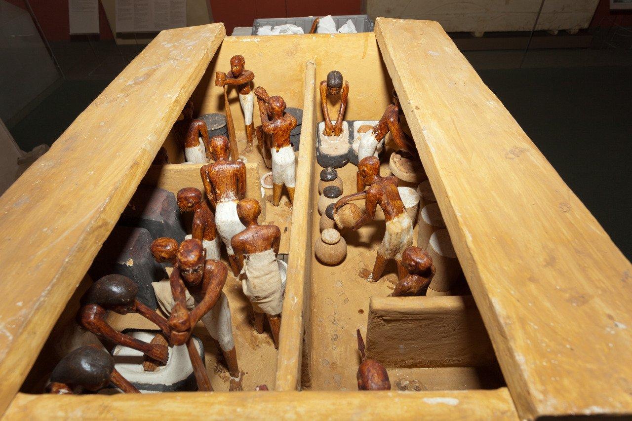 الجعة في مصر القديمة كانت تختلف عن الوقت الحالي بشكل كبير