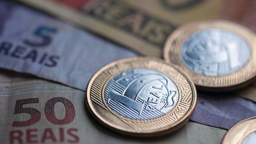 Real, a moeda brasileira