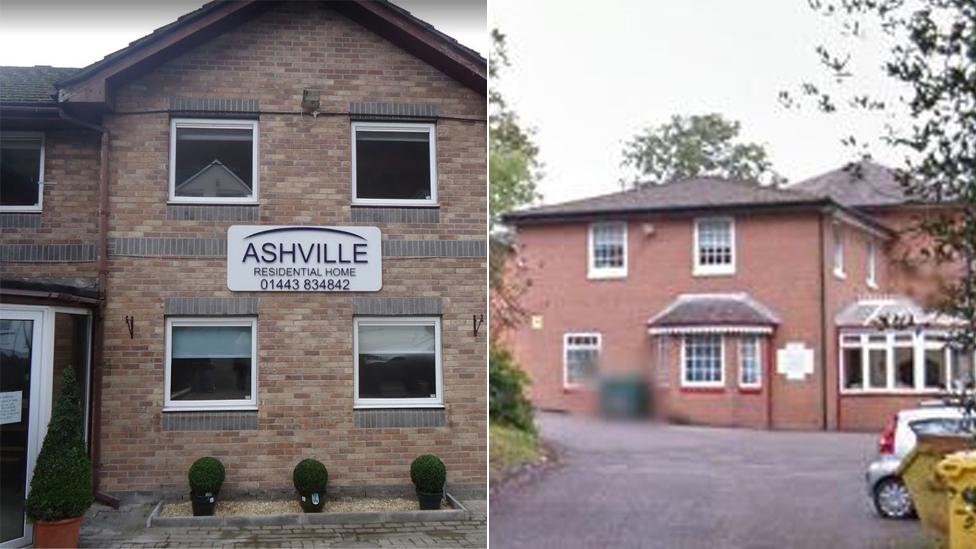 Ashville Residential Care Home and Danygraig Nursing Home