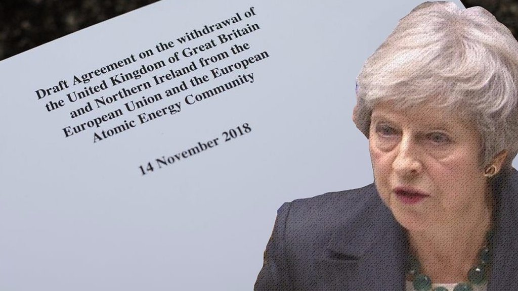 Brexit deal: What do the other parties think of Theresa May's plan?