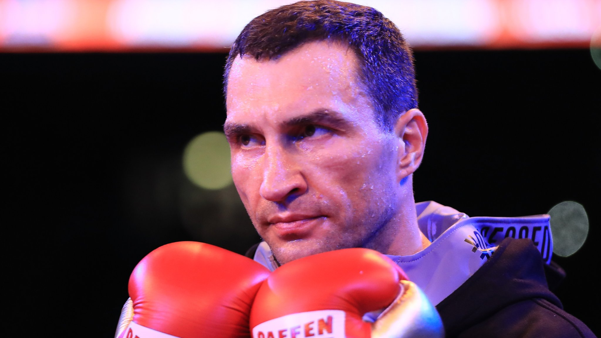 Wladimir Klitschko: Dillian Whyte says former champion is seeking boxing return