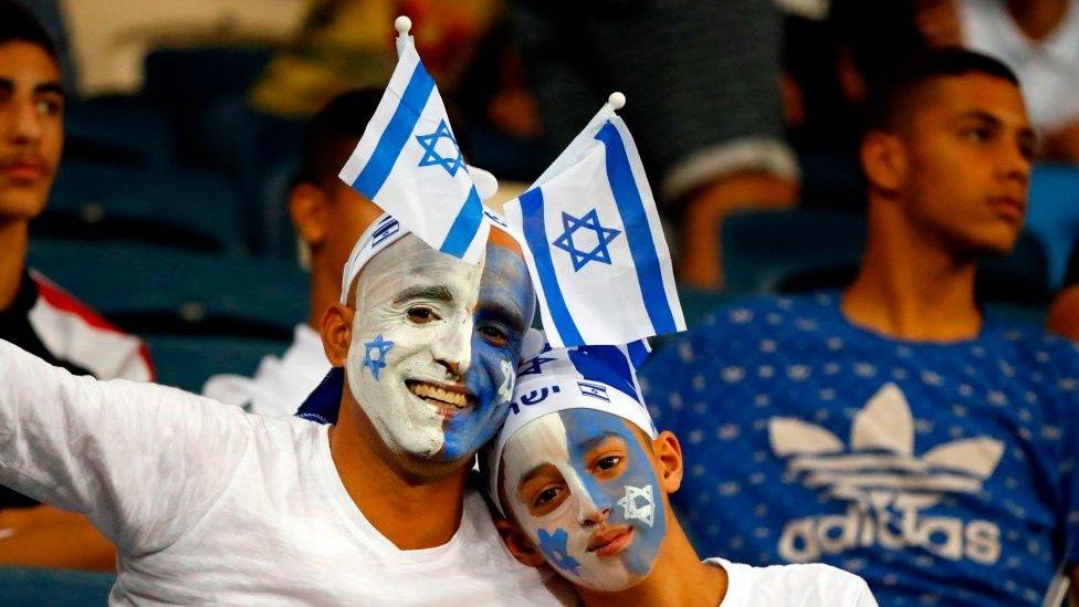 Israel dilarang AFC pada tahun 1974.
