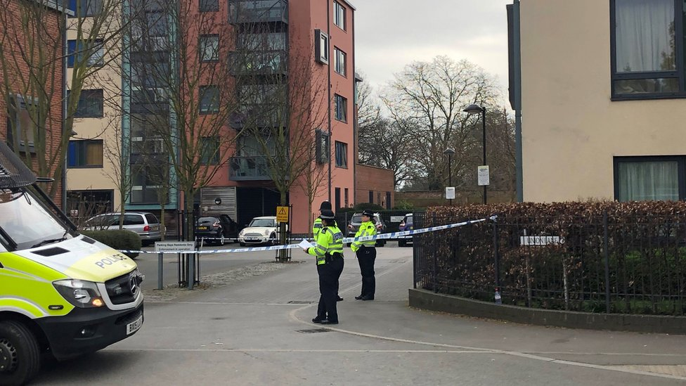 Isleworth stabbing: Teenage boy dies in fight