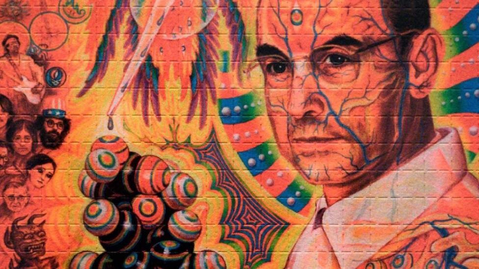 Albert Hofman, LSD