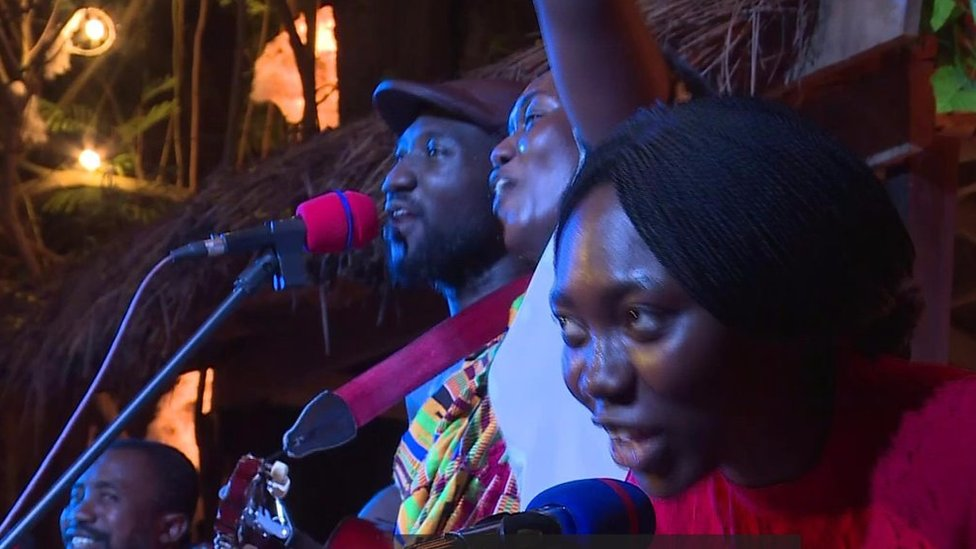 Kwan Pa: Ghana Palm Wine band are bringing back the love