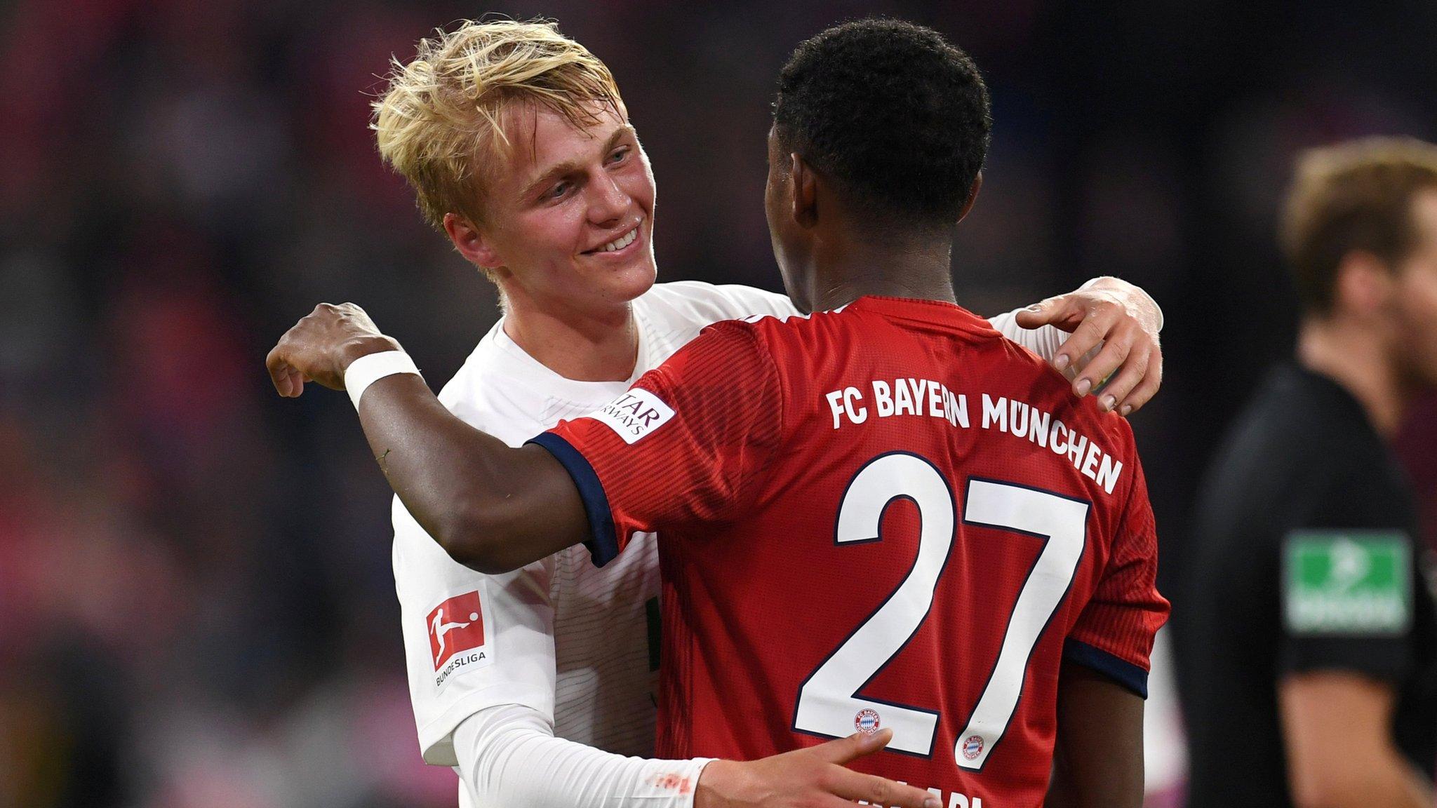 Bayern Munich 1-1 Augsburg: Late Felix Gotze goal denies champions