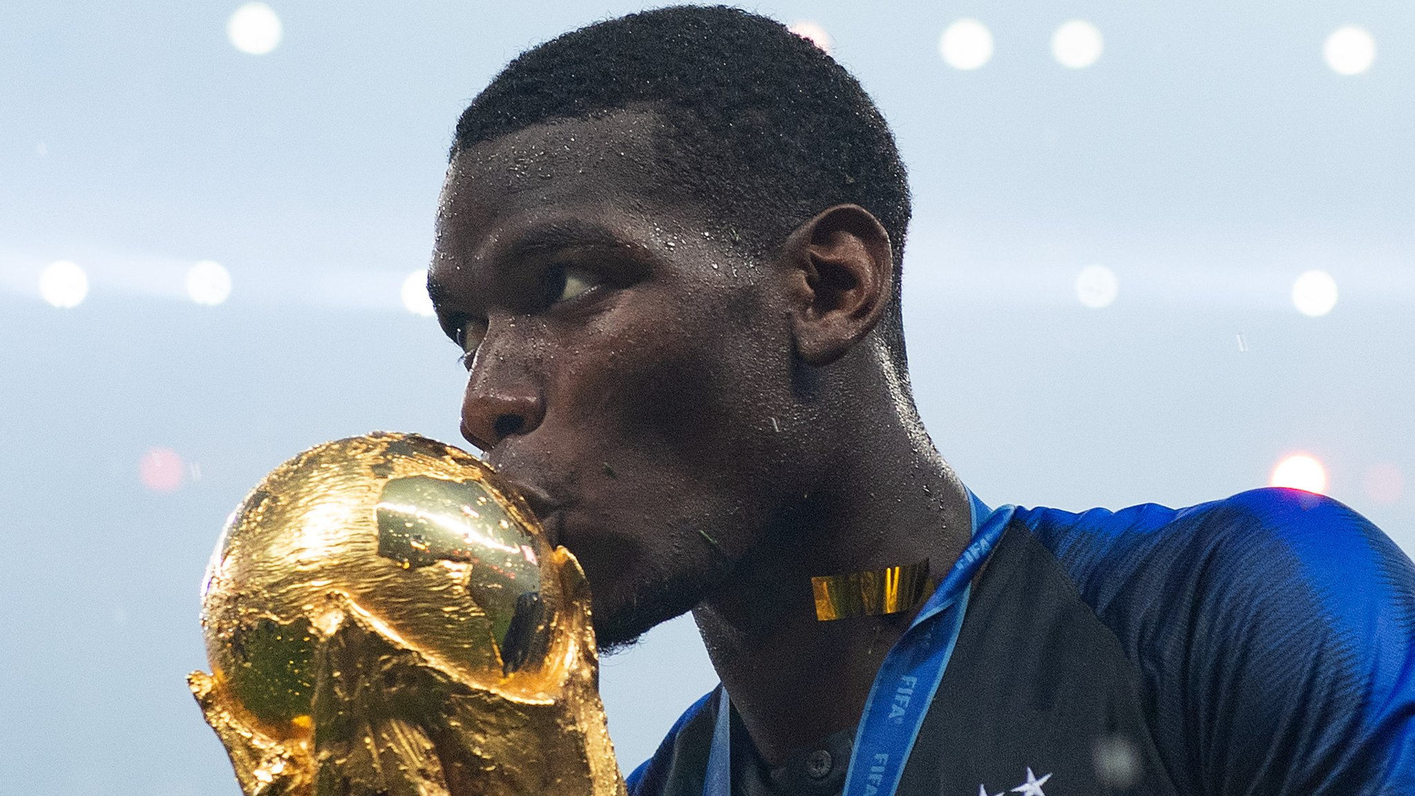 Mourinho hopes World Cup winner Pogba 'understands why he was so good'