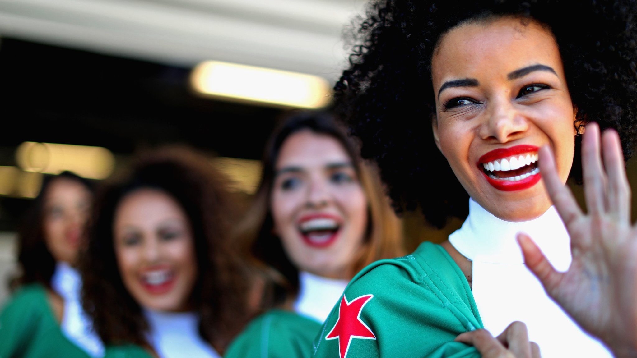 Formula 1 'grid girls' under review - what did you think?