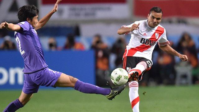River Plate v Sanfrecce Hiroshima