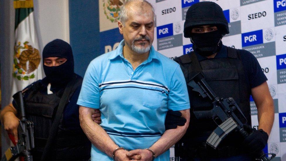 Eduardo Arellano Félix