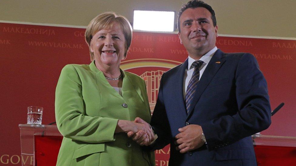Skoplje, 8. septembar 2018.