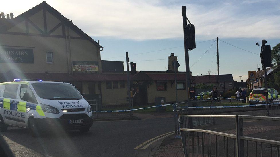 Man injured in pub disturbance in Bishopbriggs