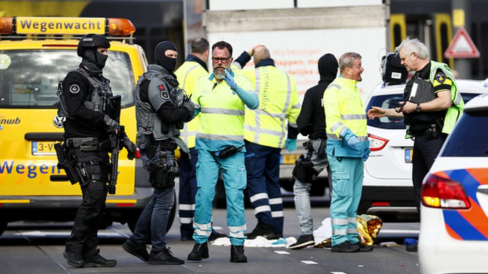 Teror di trem di Utrecht, Maret 2019