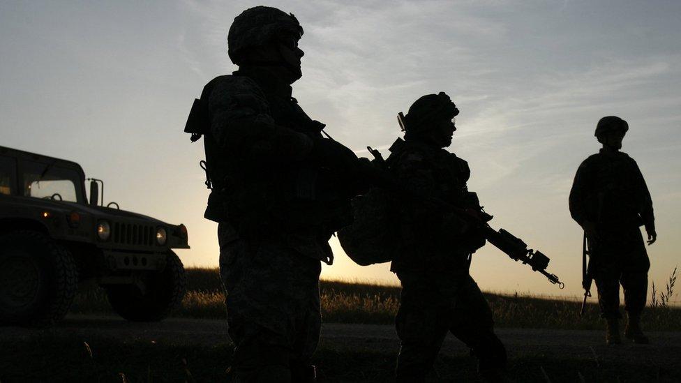 У США арештували військового. Він