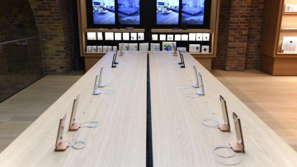 Los analistas tienen dudas sobre la capacidad de Apple de seguir vendiendo iPhones a un ritmo creciente.
