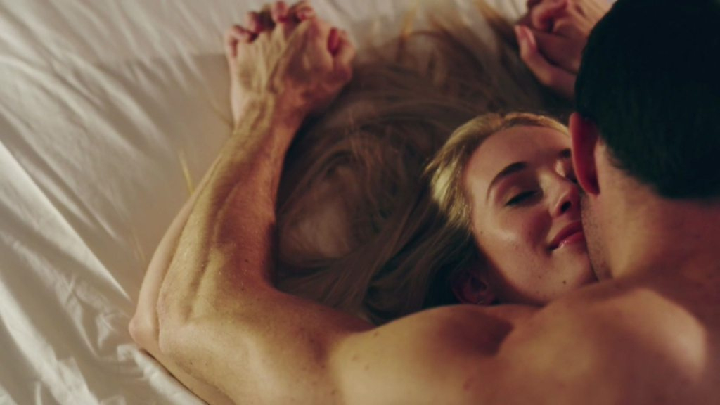The intimacy coordinator that helps choreograph sex scenes